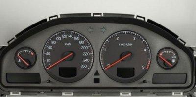Ремонт табло (километраж) Волво (Volvo) S60 S70 V70 XC70 S80 XC90